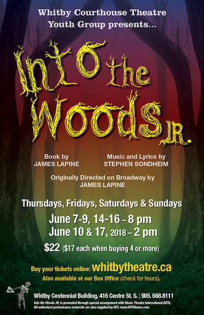 Into the Woods Junior